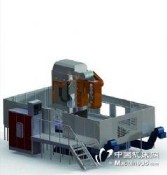 GM160/GM250/GM350高速強力銑齒機