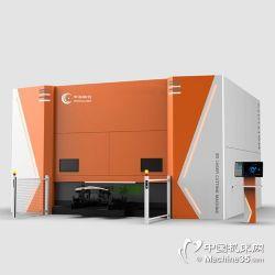 三维五轴CO2激光切割机