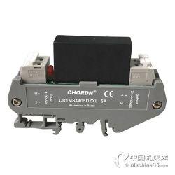 意大利橋頓CHORDN CR1MS交流固態繼電器帶底座功