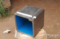 鑄鐵方箱檢驗劃線直角方箱鉗工1級測量刮研萬能檢測工作臺方