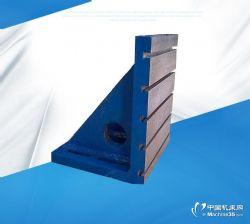 鑄鐵直角彎板T槽90角度座1銑床加工中心靠鐵底座平夾加厚鑄造