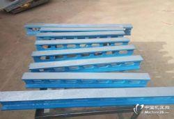 铸铁平尺工字型高精度定7做检验测量划线刮研机床维修研磨导轨