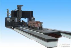 供应台正KSP3016B龙门框架移动定梁式数控镗铣床