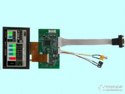 4.3寸高清TFT液晶屏带VGA驱动板