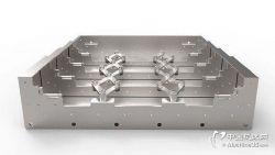 鋼板防護罩伸縮式機床導軌鈑金上門測量定做