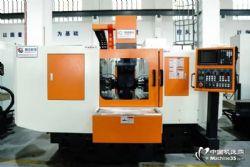 东莞固达双头铣床300nc生产厂家 小型金属加工设备