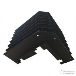 宏山HS-G3015激光切割機Y軸導軌風琴防護罩阻燃罩
