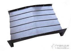 供应宝鸡VMC850加工中心钢板防护罩850电脑锣Y轴护板