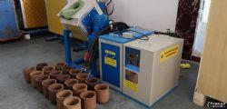 大型稀有金属熔炼设备 铁块加热器 2020年热卖铁棒感应加热