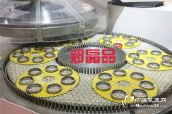 鄭晶品大直徑陶瓷結合劑CBN研磨盤