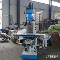 供應6350鉆銑床 多功能鉆銑床升降臺