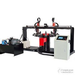 供应数控带钢法兰冲孔机生产线