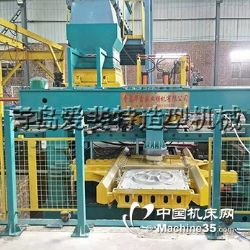 自动化铸造线,静压造型线,青岛造型线厂家