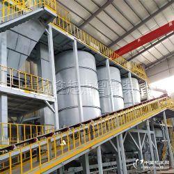 供应静压线用砂处理设备,砂处理线,粘土砂生产线