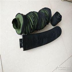 丝杠防护罩圆桶式油缸防尘罩拉链式源头厂家