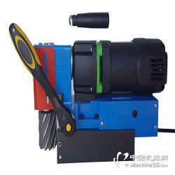 專門用于狹小空間的小型臥式磁力鉆MDLP45