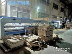 全自動實木開料機廠家、數控實木開料機價格