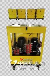 PLC同步顶升系统双作用同步控制