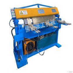 佛山市張工機械門業液壓折邊機防盜門液壓折邊機