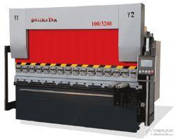 FCNC高端数控折弯机100T/3200