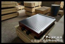 供应磨床调角度永磁吸盘批发优惠中 细目永磁吸盘:适用于磨床.