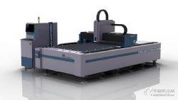 得馬-X9工業光纖激光切割機