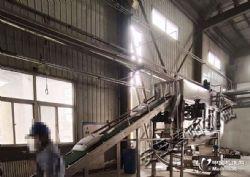 碳酸铝自动拆包机 自动破包机密闭无尘