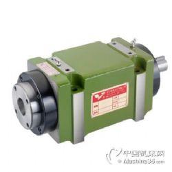 HUS, 臺灣胡氏, 鏜削銑主軸動力頭, 型號 SA35H-NT30, 中國江蘇總商