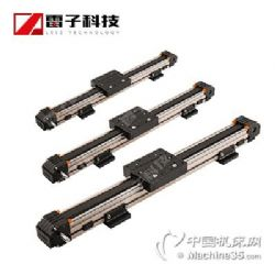 厂家供应同步带直线模组滑台 精密皮带电动滑台模组定制