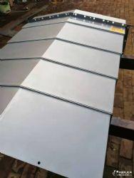 供应机床导轨201材质钢板防护罩挡屑板
