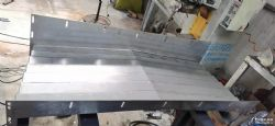 供应协鸿1300加工中心X轴导轨钢板防护罩按需定做