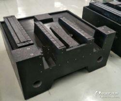 供应晶圆切割机机架矿物铸件机架吸振机架