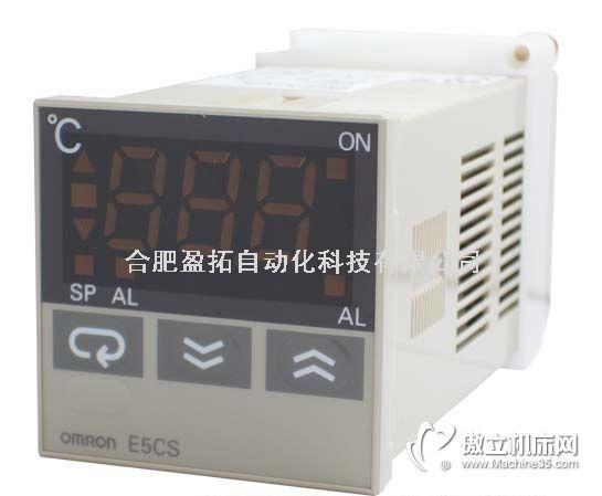 E5CZ-R2MT, E5CZ-Q2MT E5CN-Q2HBT AC100-240 欧姆龙OMRON电子温控器 E5N:小而巧,E5GN型48×24mm,省空间设计;功能强,48×24mm尺寸,含通信功能型式已系列化;含电脑计算在内,最大可以连接及控制32台;简单性,自我调谐(ST)中也可以自动调谐(AT)E5GN型同时显示PV及SV、RUN/STOP/AT等,便利的功能可全部在前面板操作;尚有其他丰富功能:EVENT输入对应,附加热器断线检测功能,加热/冷却1台对应;好选择,2种