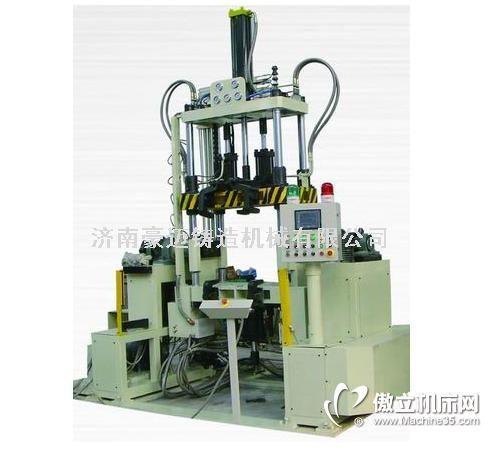 J3412型倾转式重力铸造机