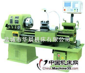 简易型数控车床CJK6136A-1
