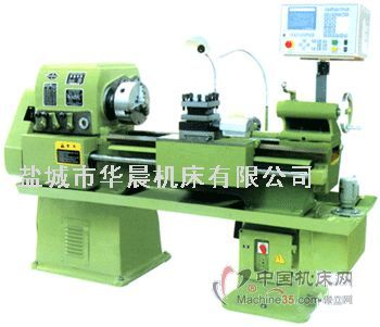 简易数控车床CJK6136A-1