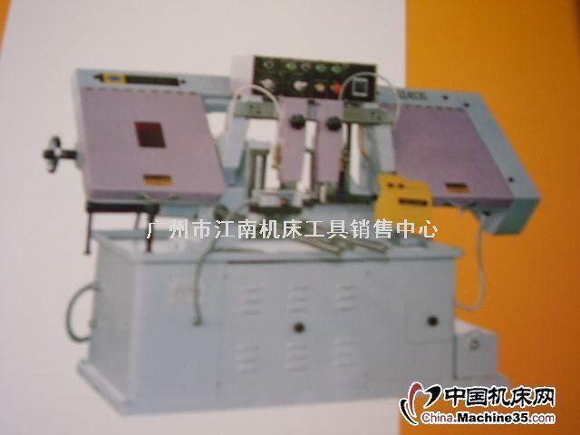 广州卧式带锯床gb4025c