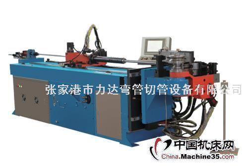 CNC38/50/65全自动型三维立体�羁招醒壑芯�光�W�q数控液压双层模弯管机