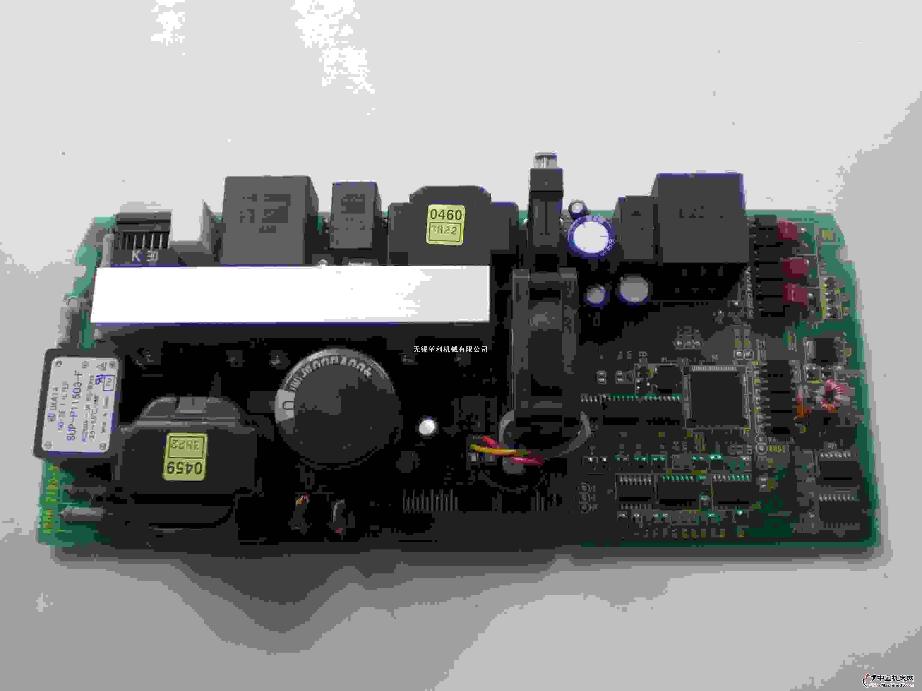 图片标签:电源板,加工中心,电路板               维修日本发那科