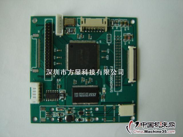 """深圳方显科技FX-T系列是一种功能强大、编程简单、读写速度快的TFT液晶显示控制板,用户CPU由8/16位数据口直接控制显存,用户可根据需要自由切换或更改显示画面部分或全部,无须刷新整个画面。支持3.5""""-12""""屏。单片机MCU、DSP、ARM、嵌入式系统过8位数据口轻松实现TFTLCD显示,有如操作I/O一样容易。显示内容可由您任意确定到每一个像素,写时地址自动加1,写满一行自动换行,读时地址不变。模拟屏数字屏可选,大大节约开发。"""