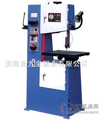 立式带锯床s-360图片-机床图库-中国机床网图片