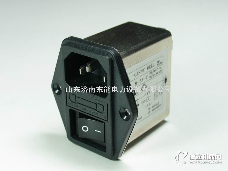 带开关插座电源滤波器图片-机床图库-中国机床网