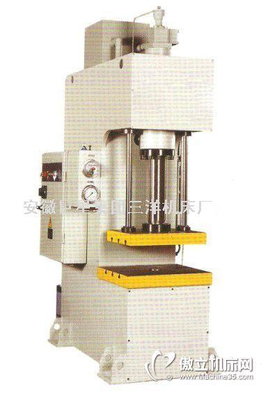 63t/100t/200t315t/400t单注校正压装液压机本机器适图片