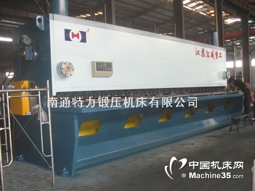 QC11Y系列大型液压闸式剪板机