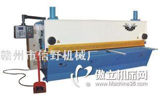 Q11K 液压闸式数控剪板机