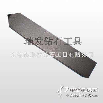 90度外圆车刀,PCD CBN车刀,钻石刀具,金刚石车刀图片 丝杠防护