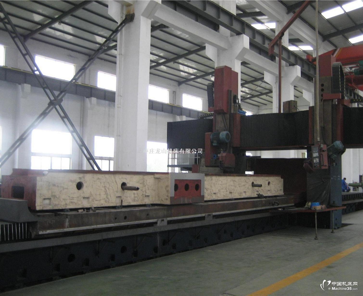 大型龙门导轨磨床、龙门刨铣床、落地镗床等承接机械加工