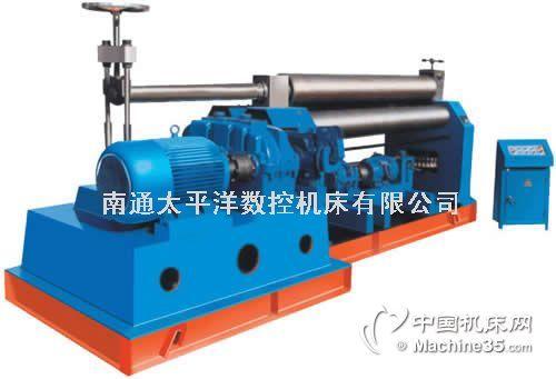 机械式三辊对称式卷板机