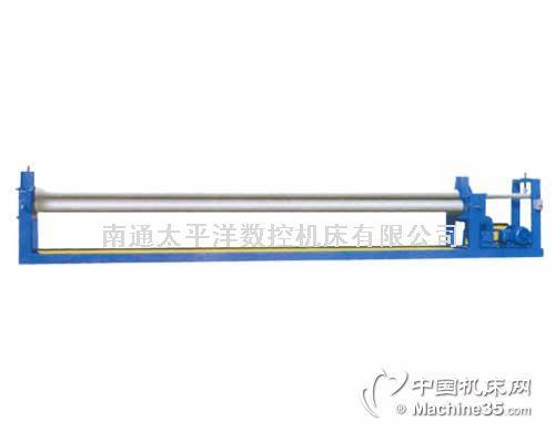 W11水平下调式卷板机
