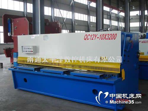 QC12Y系列液壓擺式剪板機